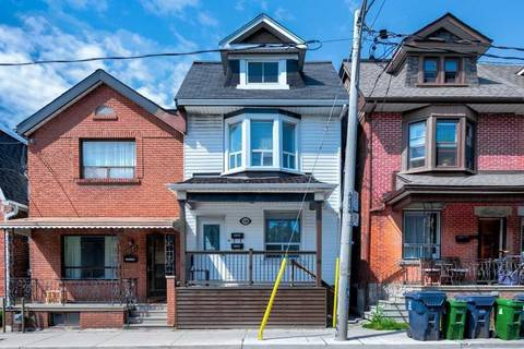 Townhouse for rent at 154 Christie St Unit 1st Flr Toronto Ontario - MLS: C4635856