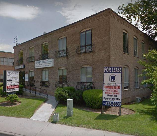Commercial property for lease at 1057 Main St W Apartment 2-02 Hamilton Ontario - MLS: H4064847