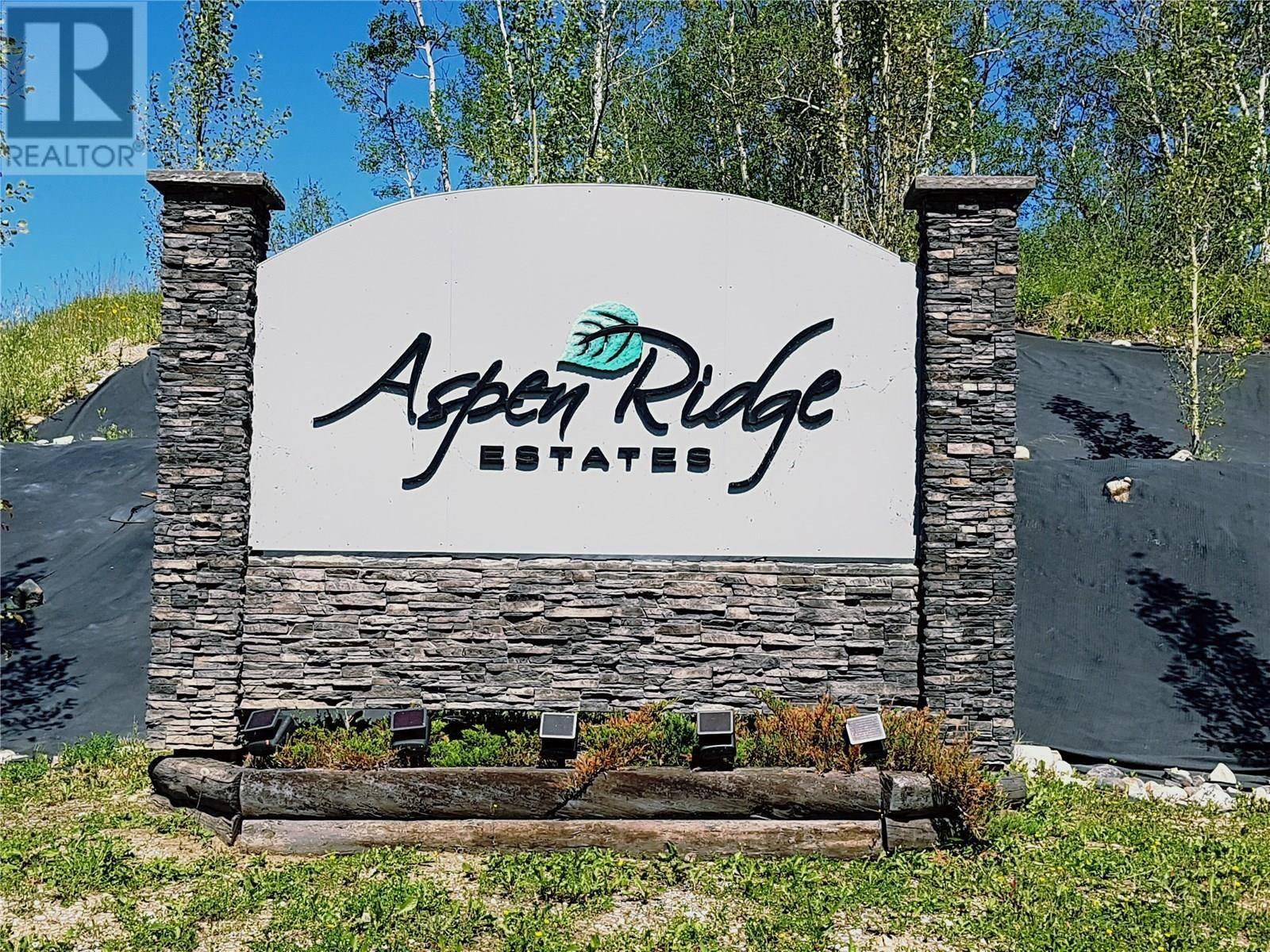 Home for sale at 1 Lot Blk Ravine Rd Aspen Estates Unit 2 Big Shell Saskatchewan - MLS: SK779267