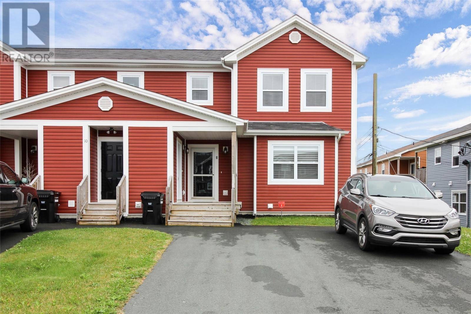 House for sale at 10 Guernsey Pl Unit 2 St. John's Newfoundland - MLS: 1201213
