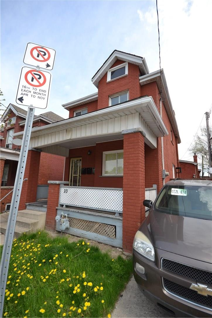 For Rent: 10 Ruth Street, Hamilton, ON | 1 Bed, 1 Bath House for $990. See 15 photos!