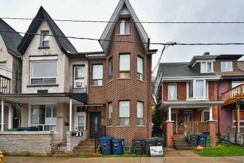 Townhouse for rent at 1007 Bathurst St Unit 2 Toronto Ontario - MLS: C4898815