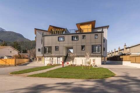 Townhouse for sale at 1009 Aspen Rd Unit 2 Squamish British Columbia - MLS: R2471238