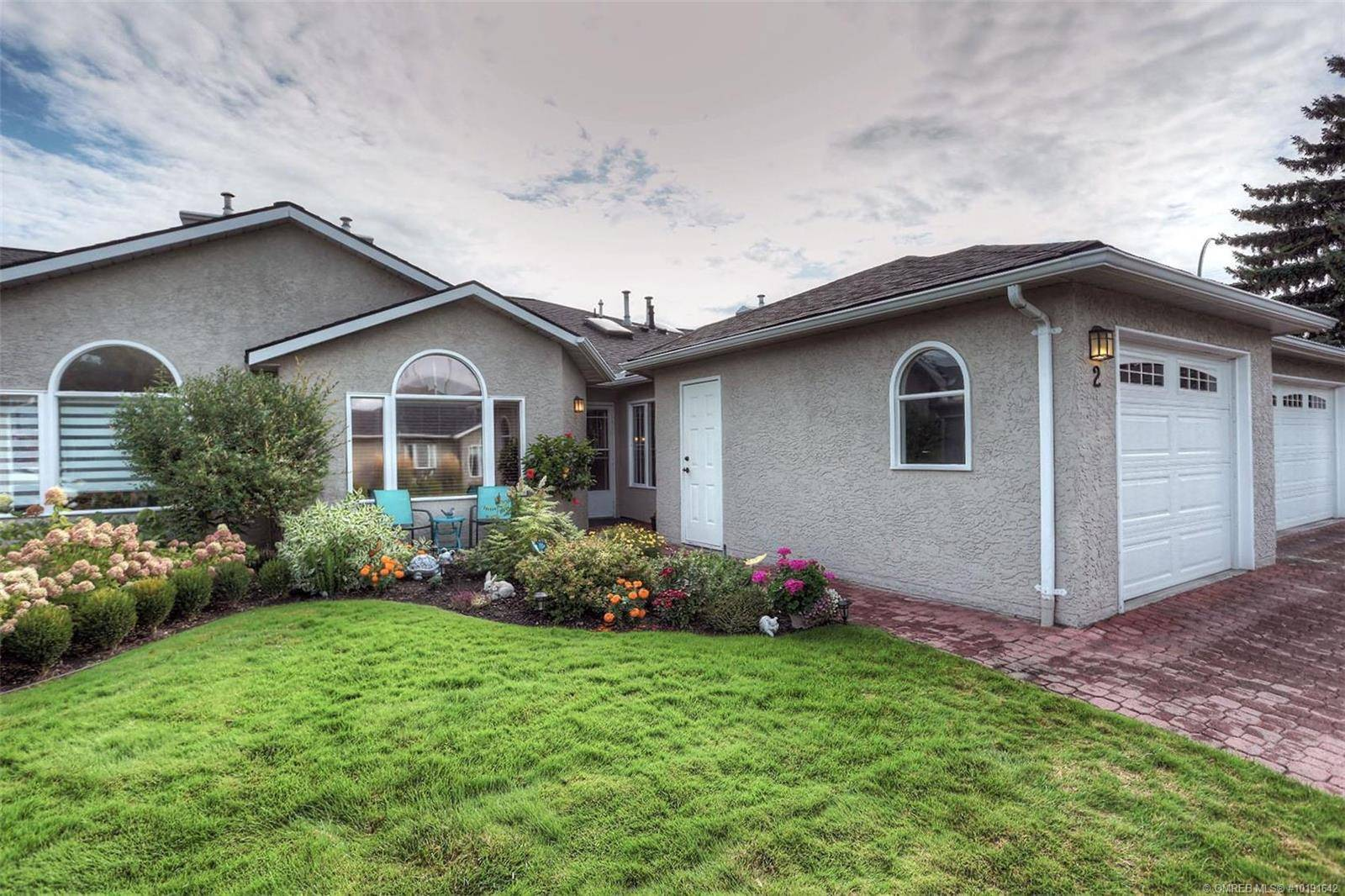 Townhouse for sale at 1020 Lanfranco Rd Unit 2 Kelowna British Columbia - MLS: 10191642