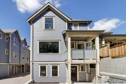 Townhouse for sale at 1023 Third Ave Unit 2 New Westminster British Columbia - MLS: R2484993