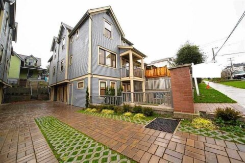 Townhouse for sale at 1023 Third Ave Unit 2 New Westminster British Columbia - MLS: R2523350
