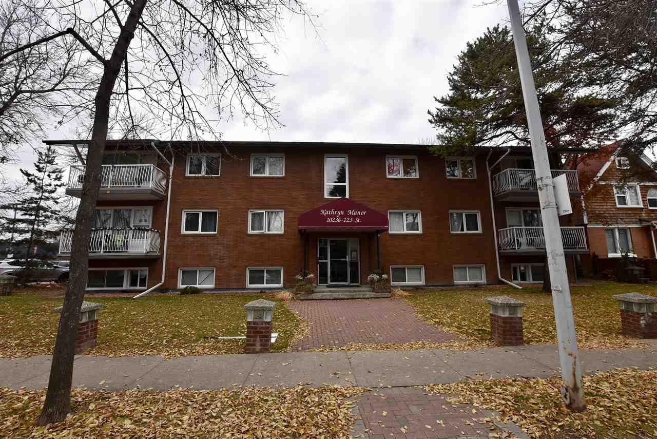 Buliding: 10236 123 Street, Edmonton, AB
