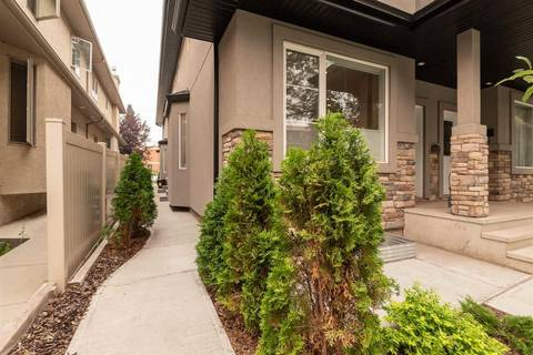 Townhouse for sale at 10636 81 Ave Nw Unit 2 Edmonton Alberta - MLS: E4146294
