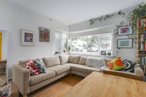 Condo for sale at 1075 13th Ave W Unit 2 Vancouver British Columbia - MLS: R2376028