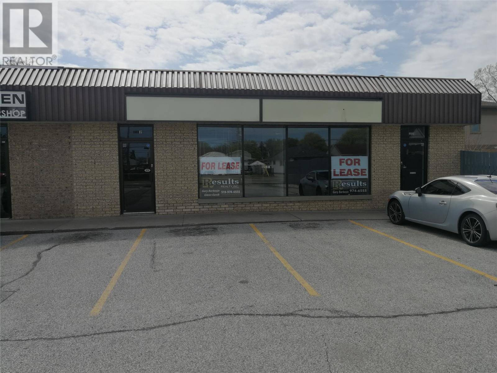 Commercial property for lease at 1085 Lauzon  Apartment 2 Windsor Ontario - MLS: 19017700