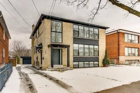 House for rent at 109 Stephen Dr Unit 2 Toronto Ontario - MLS: W4390569