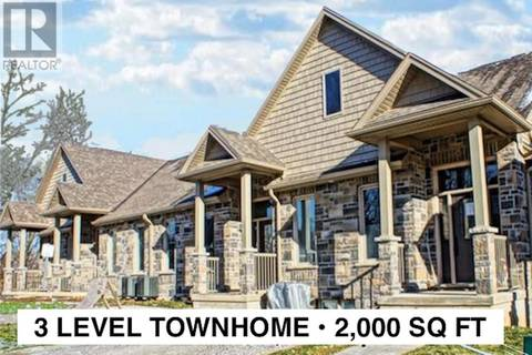 Townhouse for sale at 11 Old Hamilton Rd Unit 2 Port Dover Ontario - MLS: 30739355