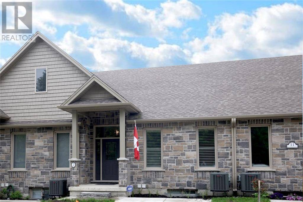 Townhouse for sale at 11 Old Hamilton Rd Unit 2 Port Dover Ontario - MLS: 30783068