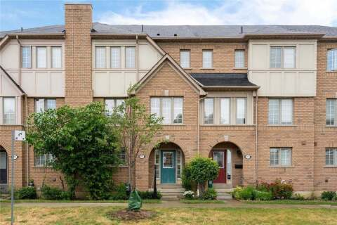 Townhouse for sale at 11 West Deane Park Dr Unit 2 Toronto Ontario - MLS: W4828784