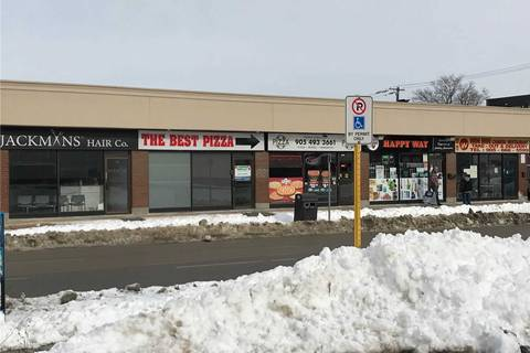 Commercial property for lease at 110 Dunlop St Apartment 2 Whitby Ontario - MLS: E4670259