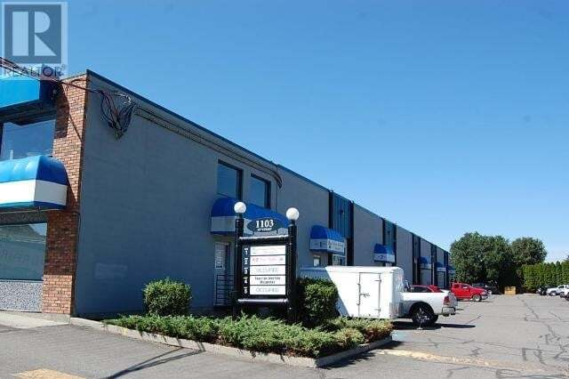 Commercial property for sale at 1103 12th Street  Unit 2 Kamloops British Columbia - MLS: 157062