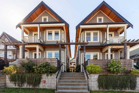 Townhouse for sale at 1130 Pender St E Unit 2 Vancouver British Columbia - MLS: R2351615