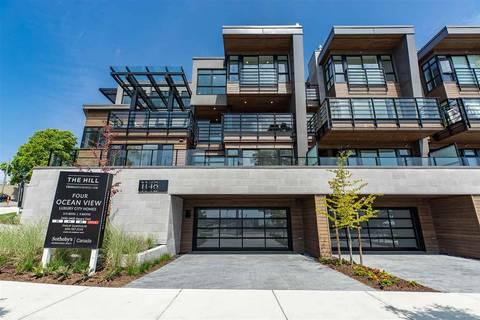 Townhouse for sale at 1148 Johnston Rd Unit 2 White Rock British Columbia - MLS: R2430381