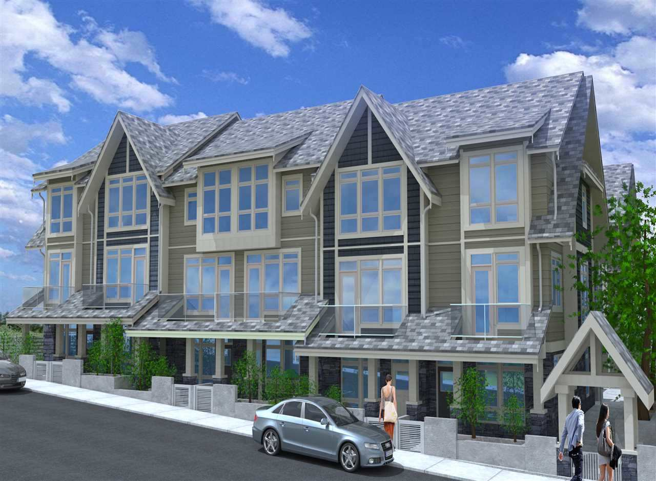 Buliding: 115 123 West Queens Road, North Vancouver, BC
