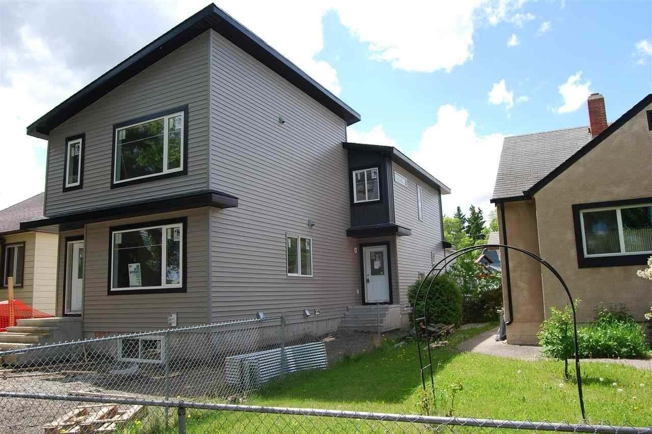 Townhouse for sale at 11840 93 St NW Unit 2, Edmonton Alberta - MLS: E4197847