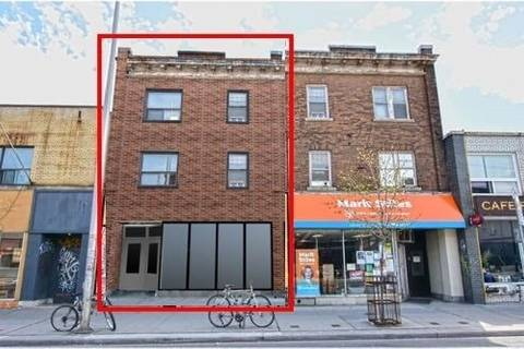 Commercial property for lease at 1197 Bloor St Apartment 2 Toronto Ontario - MLS: C4696594