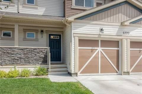 Townhouse for sale at 1220 Keystone Rd W Unit 2 Lethbridge Alberta - MLS: LD0168527