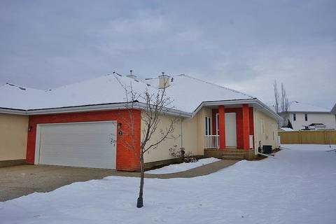 Townhouse for sale at 1225 Wanyandi Rd Nw Unit 2 Edmonton Alberta - MLS: E4115355