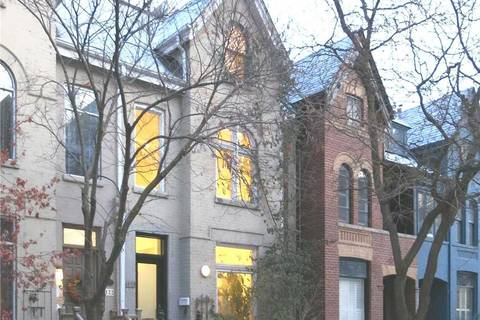 Townhouse for rent at 124 Collier St Unit 2 Toronto Ontario - MLS: C4660450
