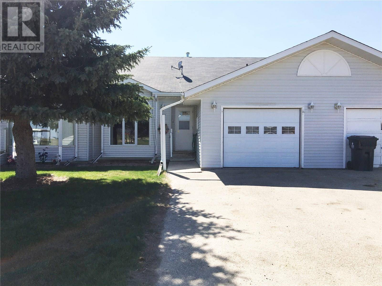 Townhouse for sale at 1275 Aaro Ave Unit 2 Elbow Saskatchewan - MLS: SK774006