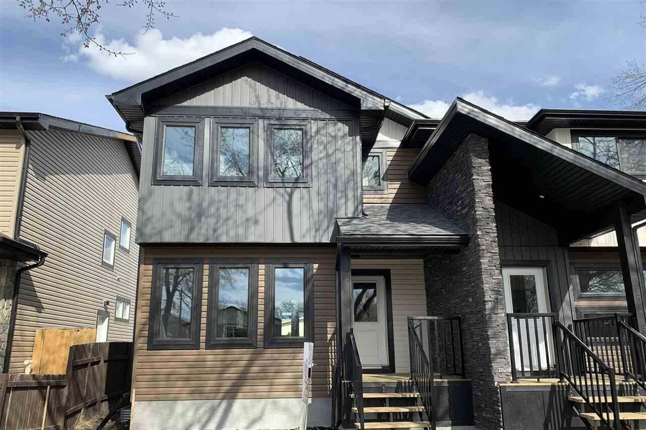Townhouse for sale at 12929 69 St NW Unit 2 Edmonton Alberta - MLS: E4210473