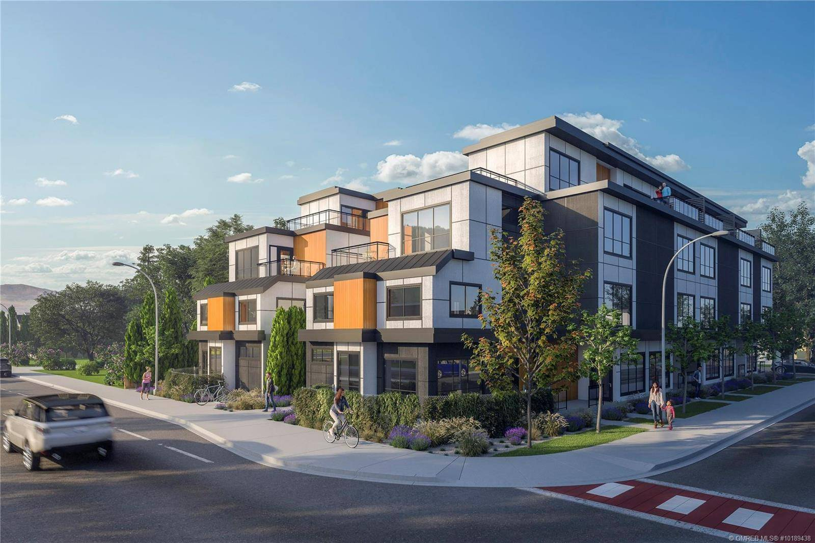Townhouse for sale at 1308 Richter St Unit 2 Kelowna British Columbia - MLS: 10189438