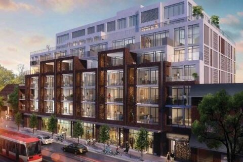 Commercial property for lease at 1329 Queen St Apartment 2 Toronto Ontario - MLS: E5082501