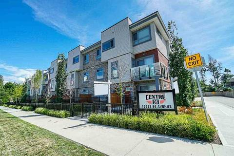 Townhouse for sale at 13328 96 Ave Unit 2 Surrey British Columbia - MLS: R2389516