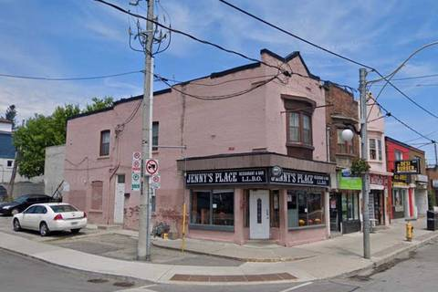 Commercial property for lease at 1338 Gerrard St Apartment 2 Toronto Ontario - MLS: E4666605