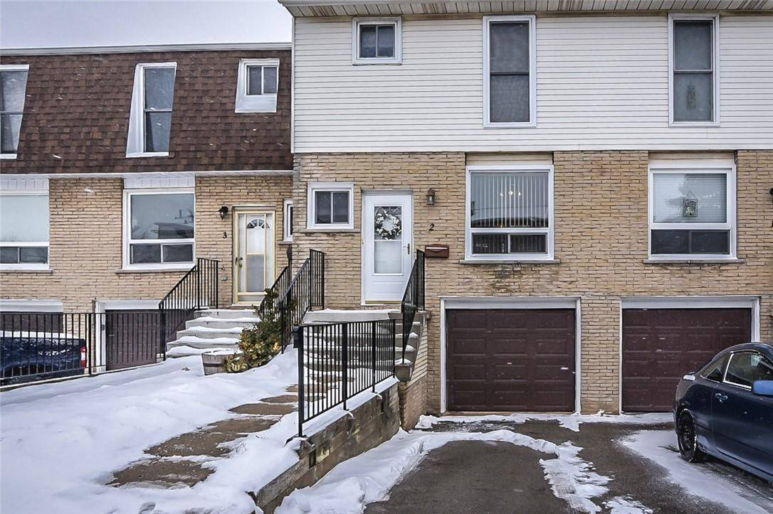 Townhouse for sale at 1338 Upper Gage Ave Unit 2 Hamilton Ontario - MLS: H4070787