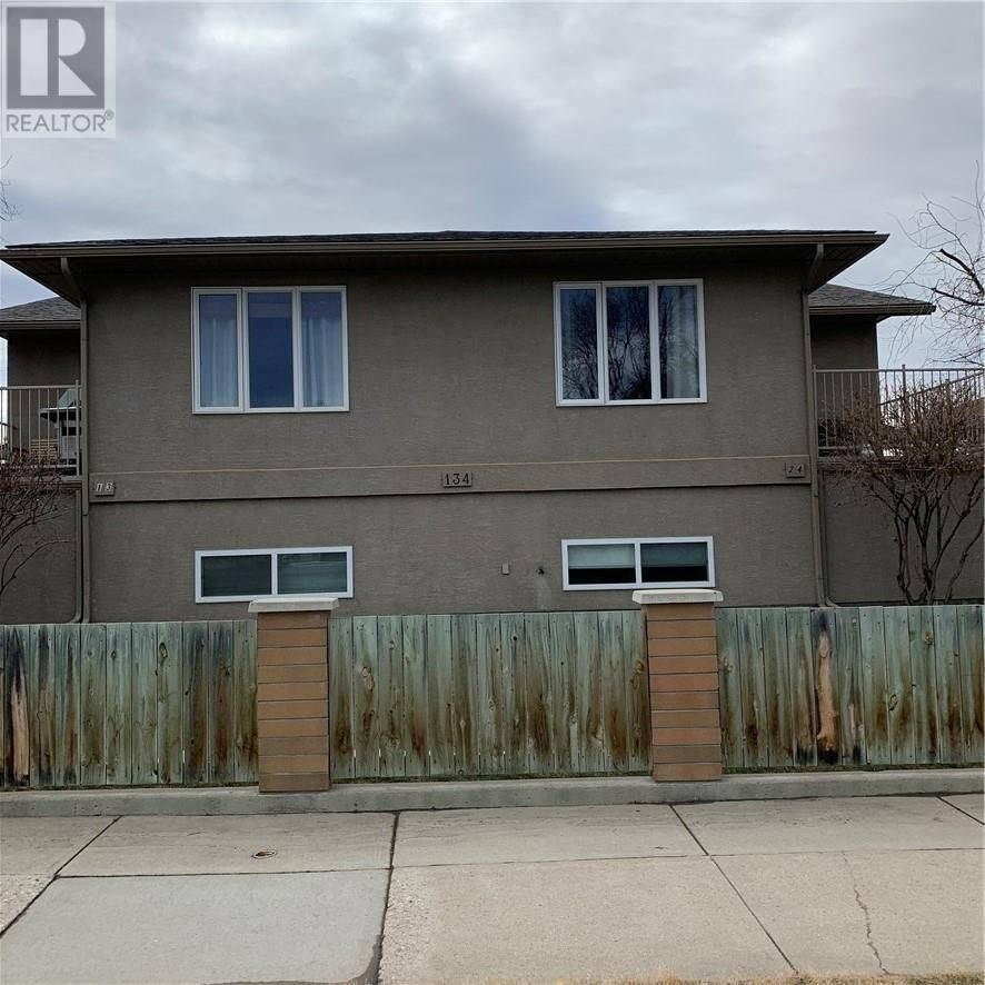 Townhouse for sale at 134 16 St N Unit 2 Lethbridge Alberta - MLS: ld0188431