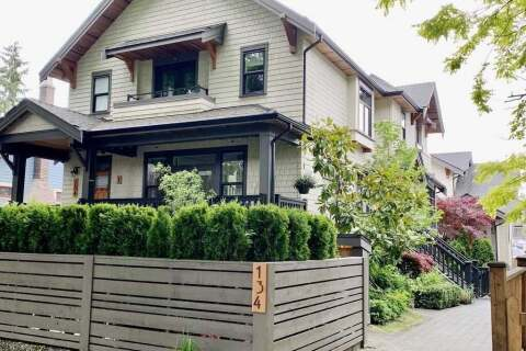Townhouse for sale at 134 13th Ave W Unit 2 Vancouver British Columbia - MLS: R2461952