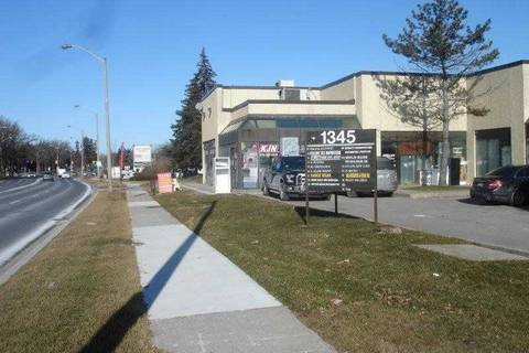 Commercial property for sale at 1345 Morningside Ave Unit 2 Toronto Ontario - MLS: E4668559