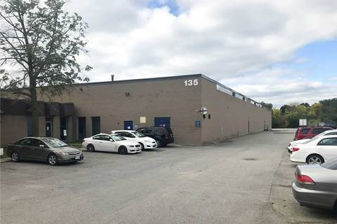 Commercial property for lease at 135 Commander Blvd Apartment #2 Toronto Ontario - MLS: E4598976