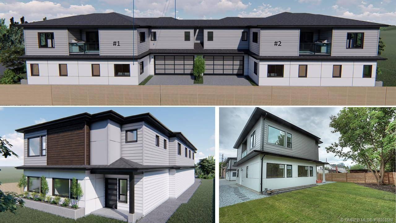 Townhouse for sale at 1385 Mcinnes Ave Unit 2 Kelowna British Columbia - MLS: 10201688