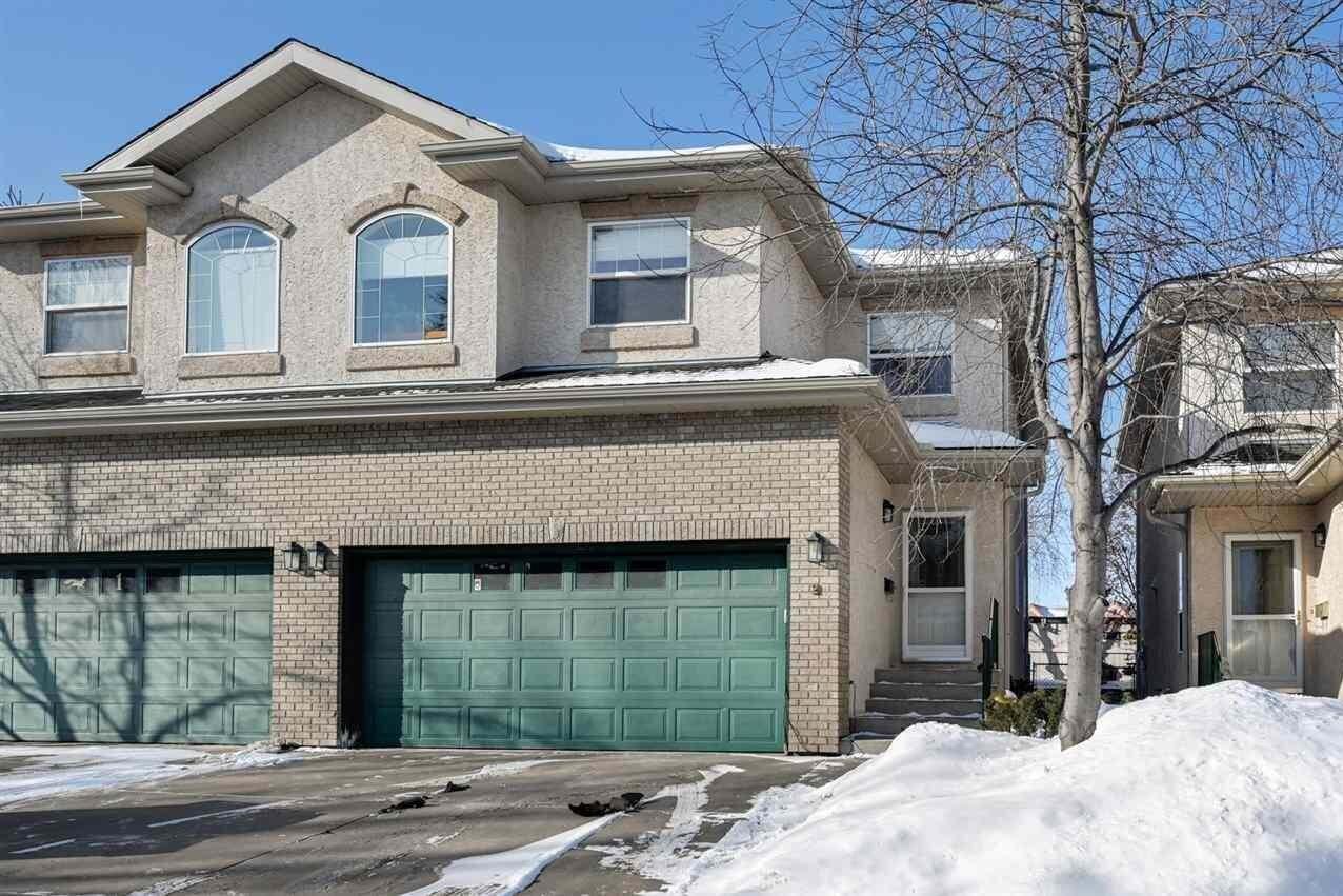 Townhouse for sale at 1401 Clover Bar Rd Unit 2 Sherwood Park Alberta - MLS: E4191684
