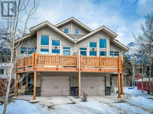 Townhouse for sale at 1411 1st Ave Unit 2 Canmore Alberta - MLS: 52027