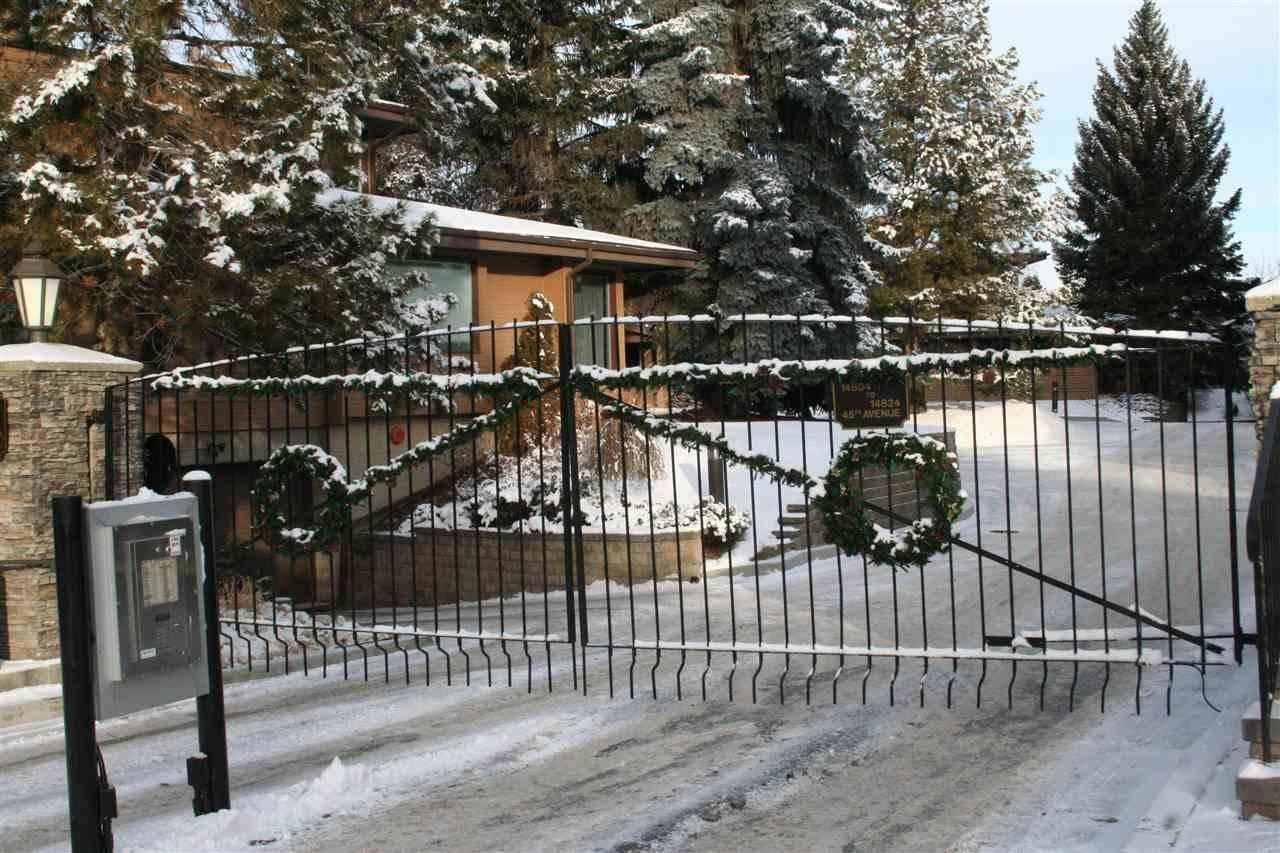 Condo for sale at 14824 45 Ave Nw Unit 2 Edmonton Alberta - MLS: E4181755