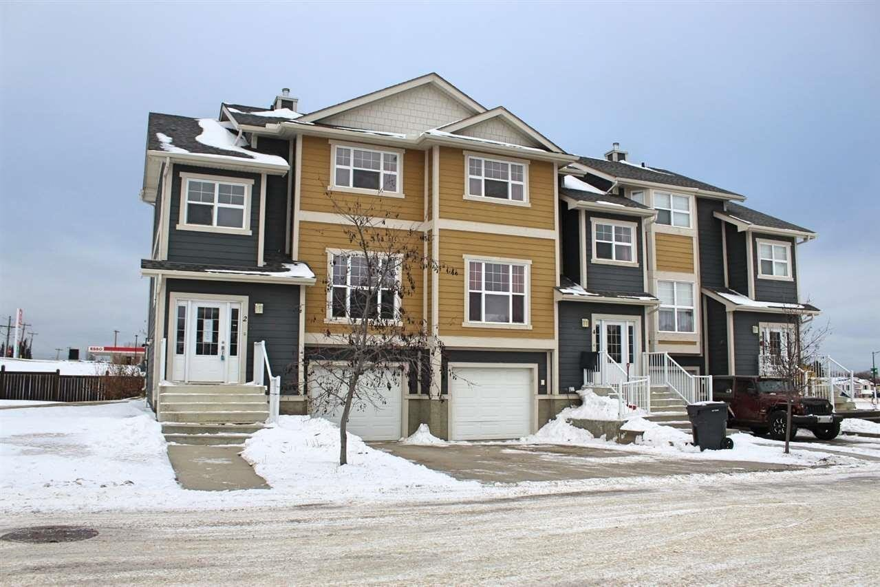 Townhouse for sale at 1501 8 Av Unit 2 Cold Lake Alberta - MLS: E4221358