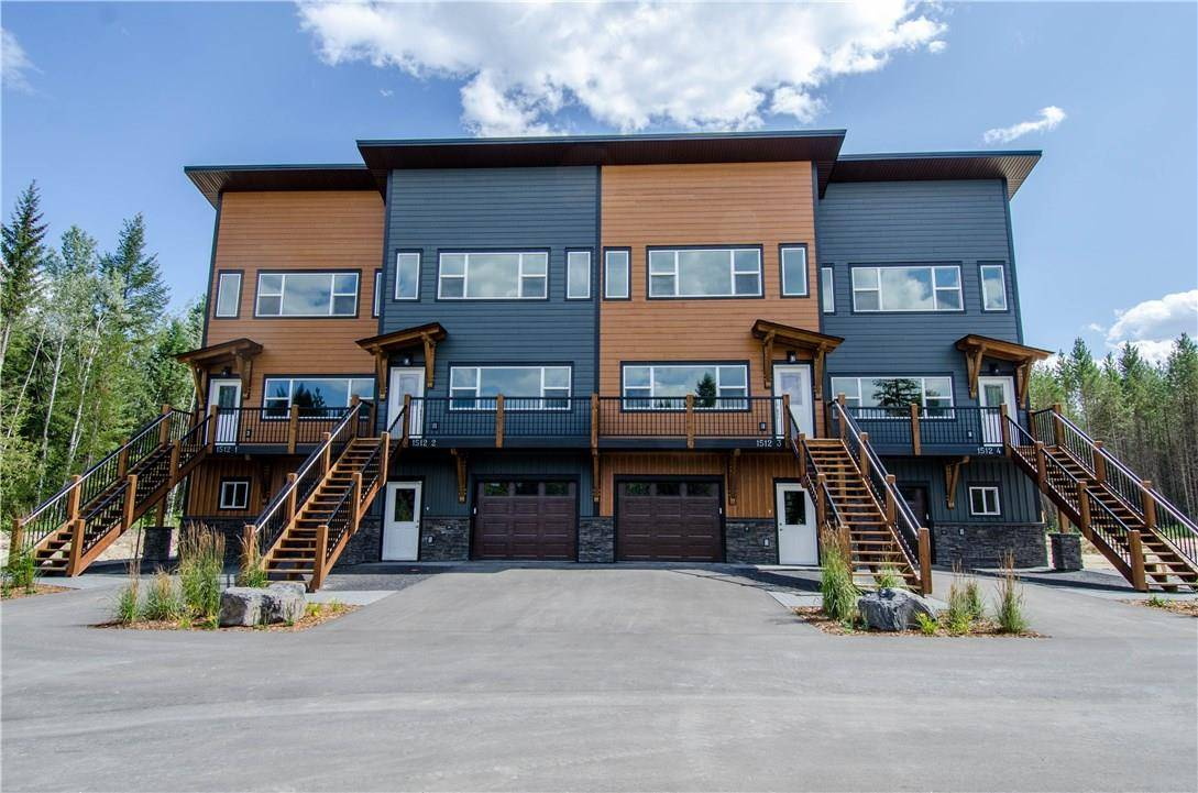 Townhouse for sale at 1512 Granite Drive  Unit 2 Golden British Columbia - MLS: 2439567