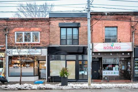Property for rent at 1514 Queen St Unit 2 Toronto Ontario - MLS: W4649603