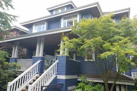 Townhouse for sale at 156 14th Ave W Unit 2 Vancouver British Columbia - MLS: R2373199