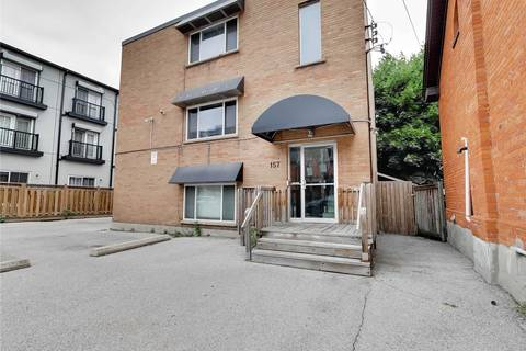 Townhouse for rent at 157 Young St Unit 2 Hamilton Ontario - MLS: X4518307