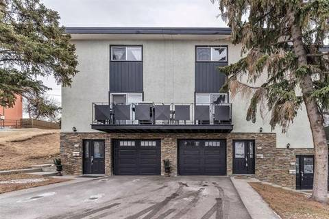 Townhouse for sale at 1603 Mcgonigal Dr Northeast Unit 2 Calgary Alberta - MLS: C4287026