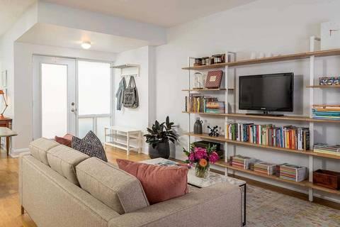Apartment for rent at 1636 Dundas St Unit 2 Toronto Ontario - MLS: C4626410